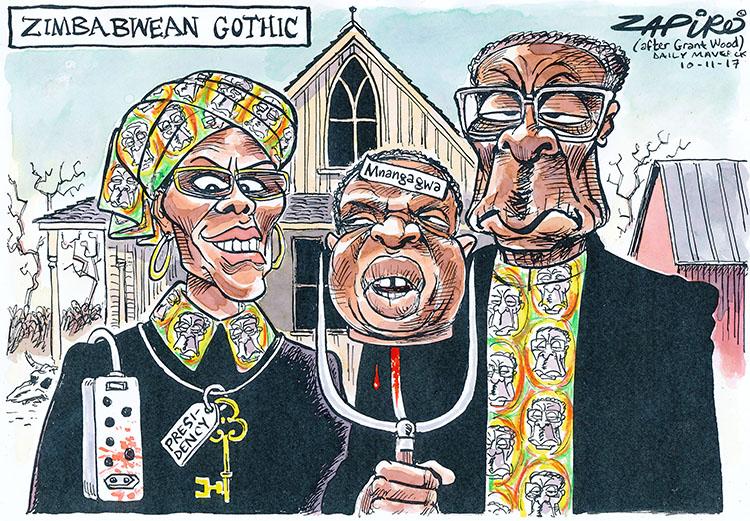 Zimbabwean Gothic