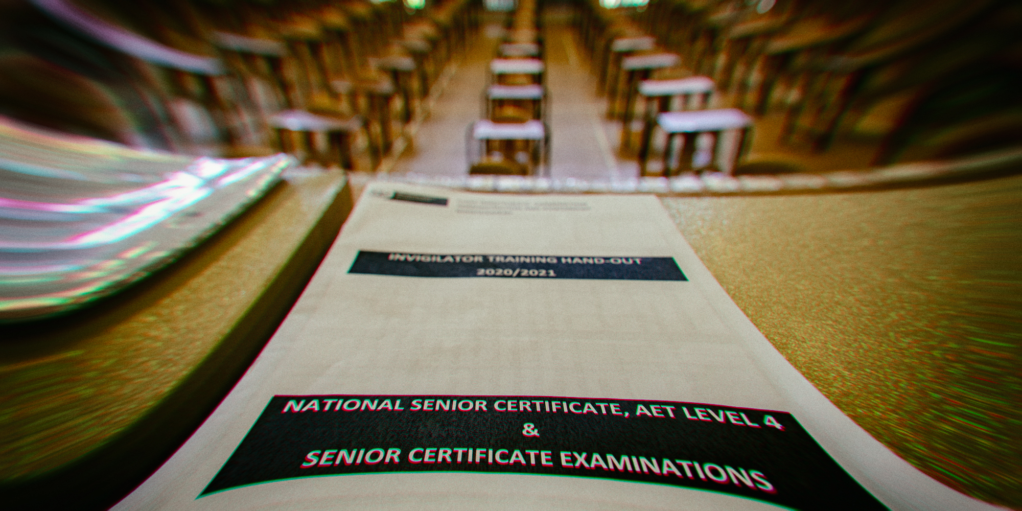 No need for alarm after matric exam paper leaks, says education department - Daily Maverick