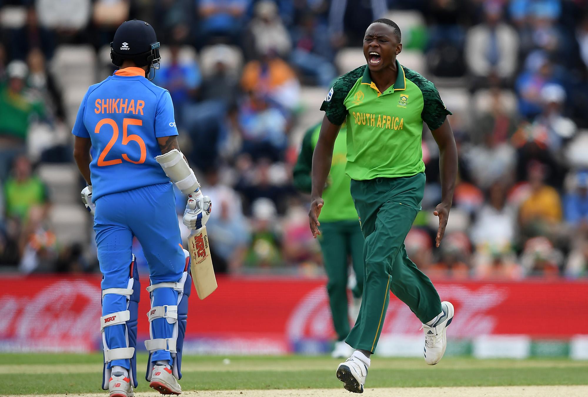 Proteas vs England: Straight-talking Rabada keeps the spotlight off cricket for now - Daily Maverick