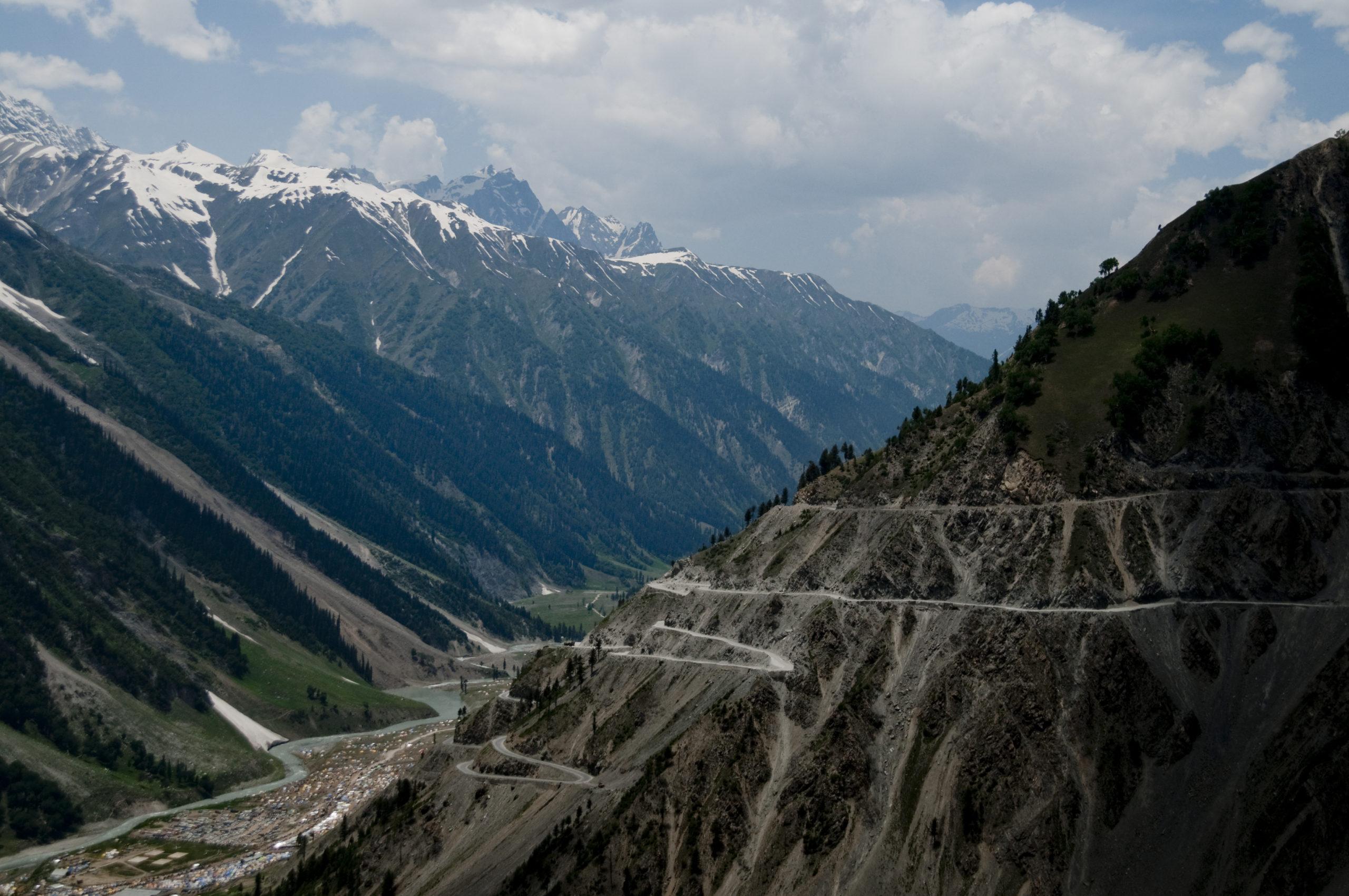 ESCAPE: The forbidden road to Leh