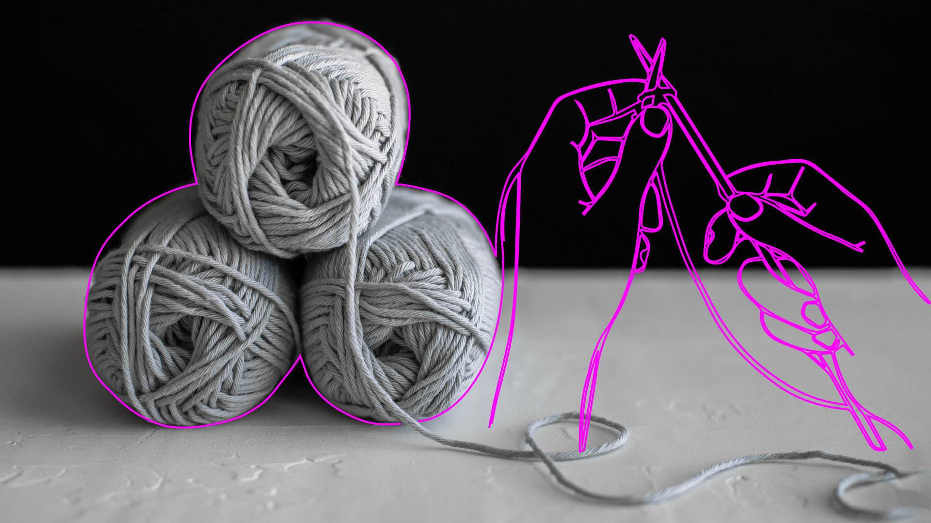 MATTERS OF OBSESSION: The itch to stitch: The wool that binds us