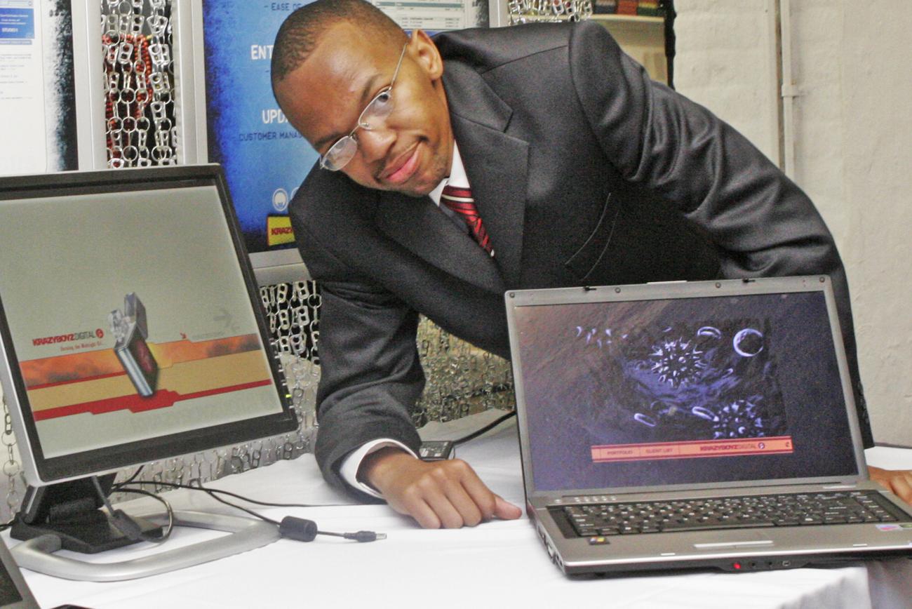 Zibusiso Mkhwanazi on why the digital industry's still...
